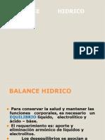 Balance HidricoEDU