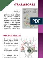 diapositivas neurotrasnmisores