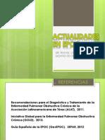 Actualidades en EPOC, 2013