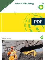 Revisión estadística de la energía en el el mundo 2013_carbón mineral