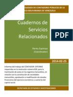 FCCPV - Cuaderno de Servicios Relacionados R19-01 Aprobado El 25-02-2014