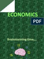 Chat Club Economics
