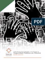 Indicadores de Seguridad Publica en Mexico