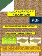 Fisica Cuantica y Relatividad