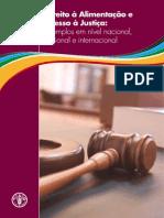 FAO direito a alimentação e acesso a justiça
