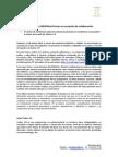 Acuerdo Padres 2.0 y Medialia - Nota de Prensa