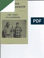 Hoosier Chess Journal Vol. 3, No. 5 Sep-Oct. 1981