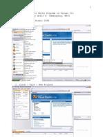 Console Application Visual C++ 2008