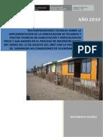 Recomendaciones Tecnicas Pisco San Andres -Pgt