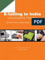 E-Tailing in India