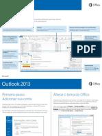 Outlook 2013 www.informaticadeconcursos.com.br