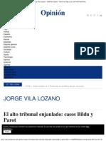El alto tribunal enjaulado_ casos Bildu y Parot - Jorge Vila Lozano - Atlánt
