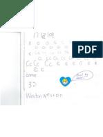 Weston Term 1