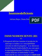Immuno Deficient e