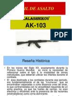 FUSIL DE ASALTO AK-103.ppt