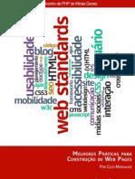 Webstandards - Melhores práticas para construção de páginas web