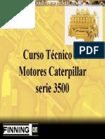 Catalogo Motores Caterpillar 3500 Serie