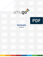 Report Vertcoin 20140316