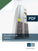 Catalog d23 2 Sinamics Dcm Cabinets
