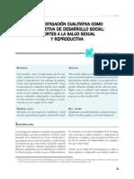 Investigacion Cualitativa Perspectiva Desarrollo Social