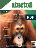 Agnes Pockels - Revista Contactos 87