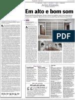 Critica Jornal Oglobo 2013