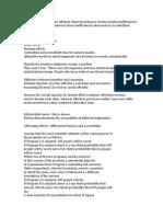 Behavioral Finance Overview