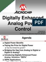 Digitally Enhanced Analog Power Control