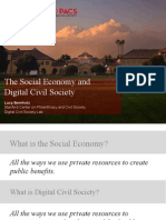 Social Economy Digital Civil Society - Bernholz