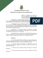Resolução - ANTECIPAÇÃO DO CURSO