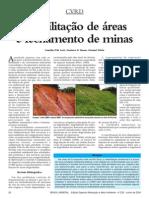 CVRD - Reabilitação de Areas e Fechamento de Mina