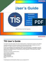 Scanner GM Tech2 TIS UserGuide