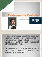 Síndrome de Costello