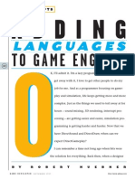 Adding Languages to Game Engines