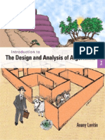 The Design and Analysis of Algorithms Copy