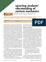 Improving Students Understanding of QM_PhysToday_vol59no8p43_49