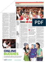 TheSun 2009-10-16 Page02 Walk the Talk Dr M Tells Party and Govt