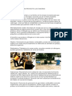 Biogas en San Juan Proyecto Las Chacras