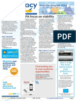 Pharmacy Daily for Mon 17 Mar 2014 - 6CPA focus on viability, S3 investment pays off, Screening ongoing opp, Guild Rental Report and much more