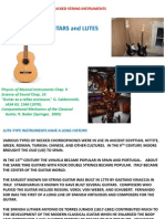 Guitars and Lutes-powerpoint