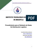 Metodologia de Rediseño de redes de distribucion Logisstica