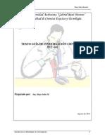 Investigación Científica para estudiantes de Petrolera