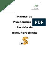 Manual Remuneraciones
