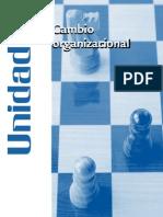 Lectura Cambio-Organizacional Unidad XI