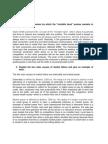MacroEconomics Written Assignment 2