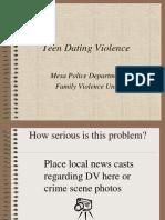 Mesa Teen Dating Violence65466