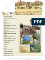 News From the Nest, Spring2014