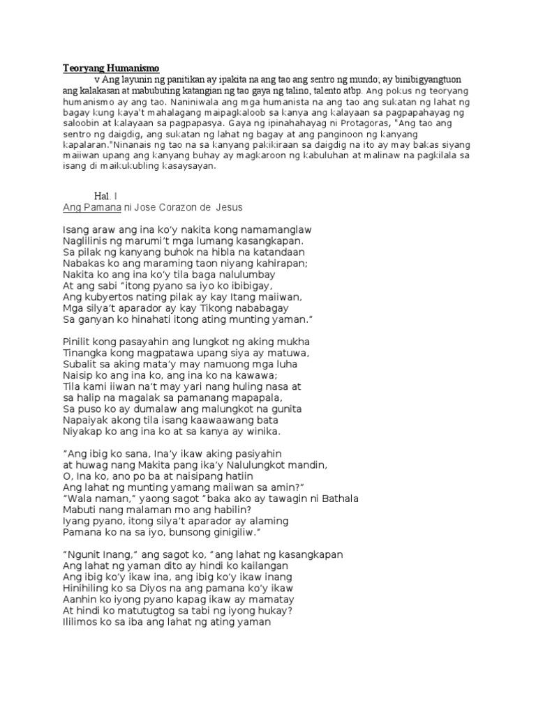 tao ang gumagawa ng kanyang kapalaran Kanyang sinasabi na yamang ang lumikha ay mabuti na gumagawa ng mabuti, at naglalaan para sa lahat, dahil dito siya ay tiyak na maghahatid sa kanya ng kanyang mga.