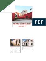 Arquitectura Colonial Arequipa