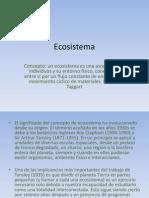 Ecosistema - Repartido I Cs NS